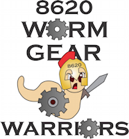 FTC 8620 Wormgear Warriors